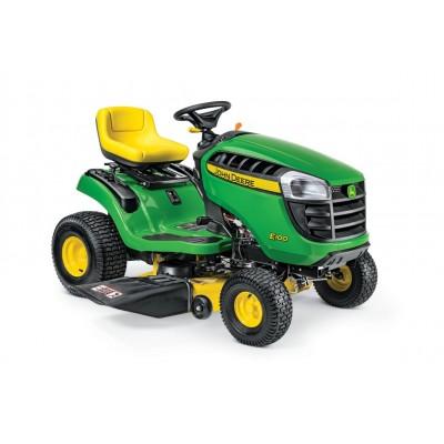 Tractor de Jardín John Deere E100